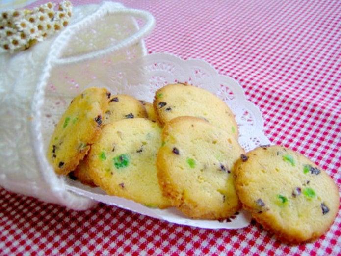 ナッツとドライフルーツのクッキー