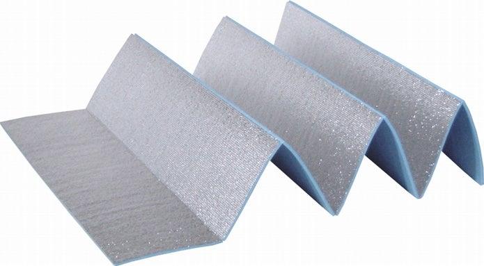 折りたたみ式銀マット