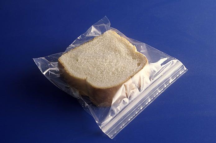 コストコ、ジップロックサンドイッチ