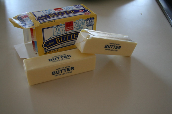 バターコーヒーのバター