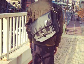 ノースフェイスのショルダーバッグ