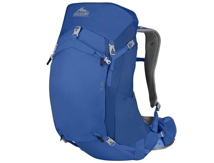 青いグレゴリーZ35