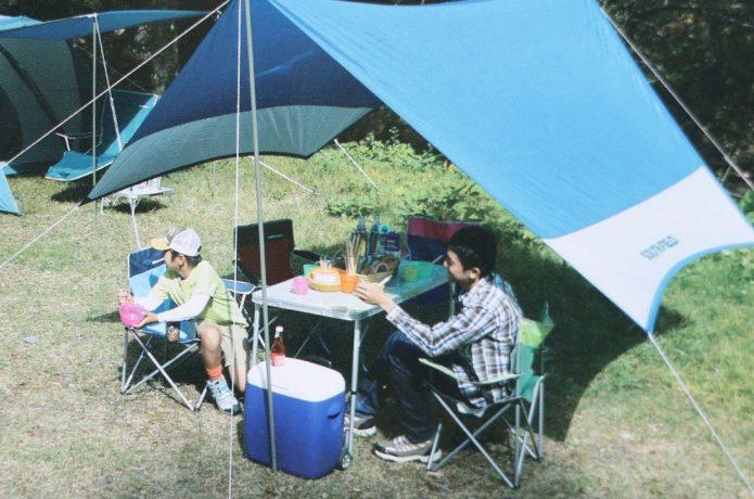 サウスフィールドのキャンプセット