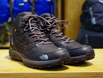 山登りの靴
