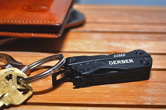 ガーバーの十徳ナイフ