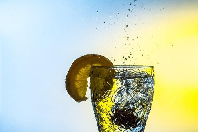 経口補水液をつくる