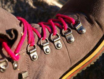 正しい登山靴の選び方