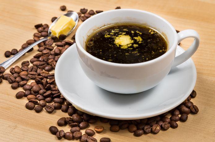 バターコーヒーを作る