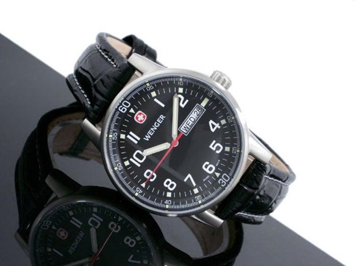 ウェンガーの腕時計