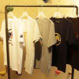 マムートのTシャツ