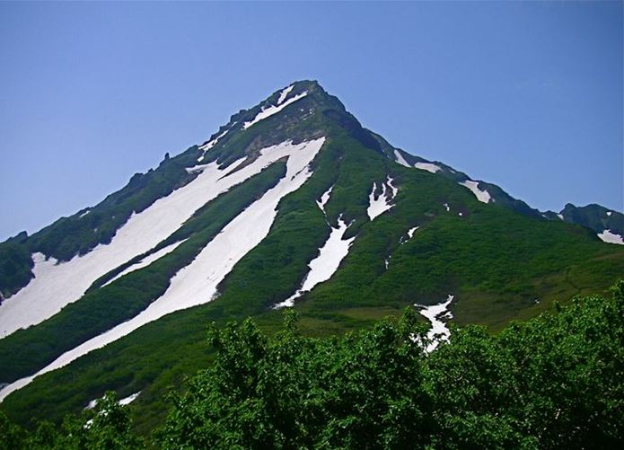 北海道で登山ができる利尻山