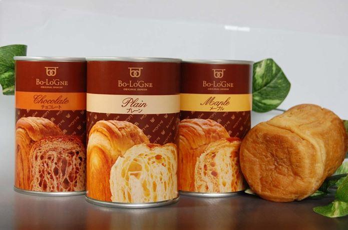 おすすめの非常食である缶詰のパン