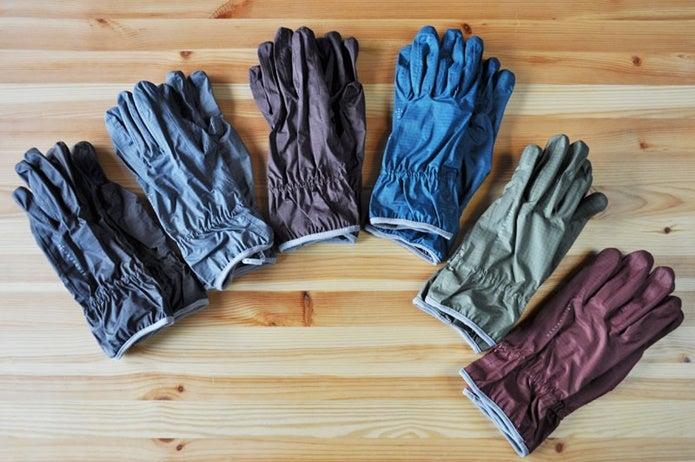 アクシーズクインの手袋