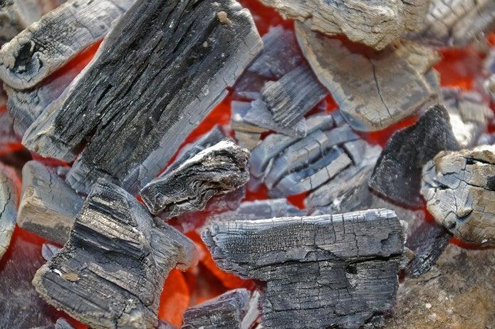 ウッドストーブに使える炭