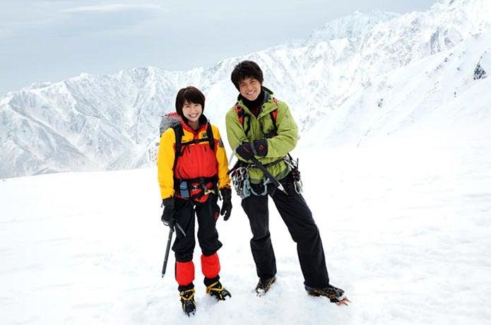 映画の岳のメインキャスト