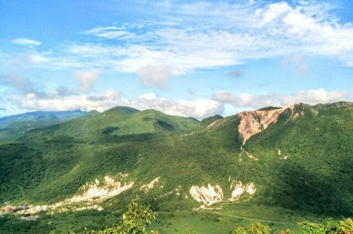 北海道で登山ができるイワオヌプリ