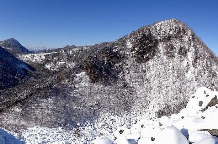 北海道で登山ができる白雲山