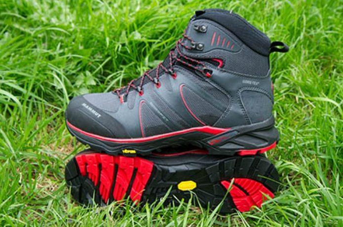 マムートの登山靴であるTエナジー