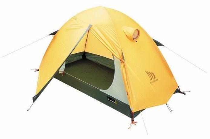 マウンテンダックスのテント