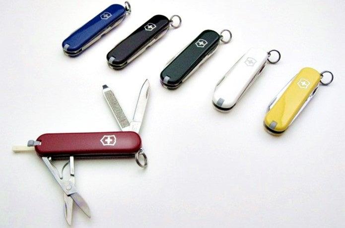 ビクトリノックスのスイス・アーミーナイフ