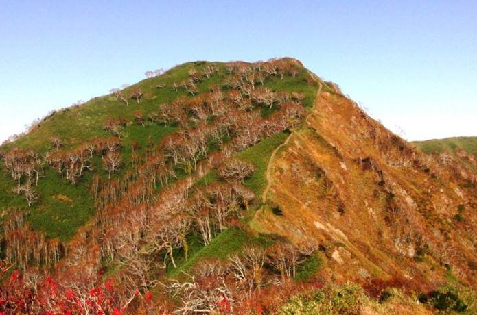北海道で登山ができる神居尻山