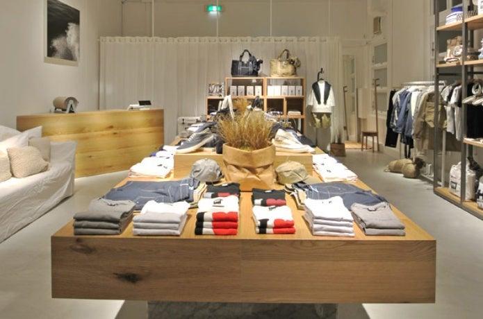 ヘリーハンセン神戸店