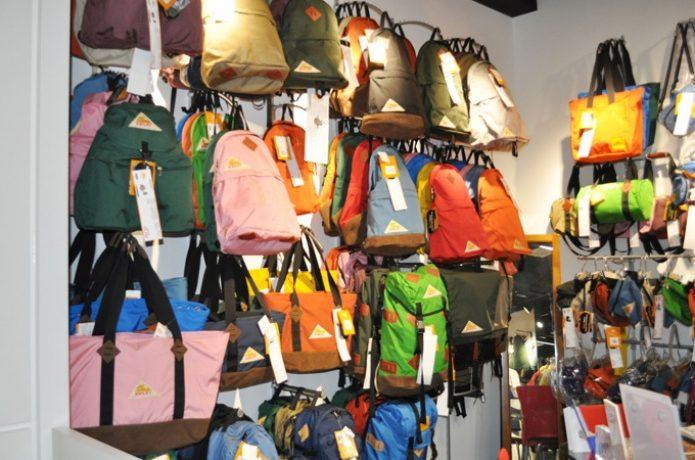 ケルティの様々なバッグたち
