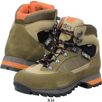 シリオの登山靴にはこんな色もあります