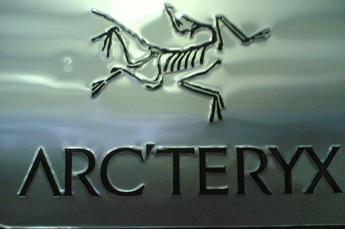 アークテリクスのロゴ