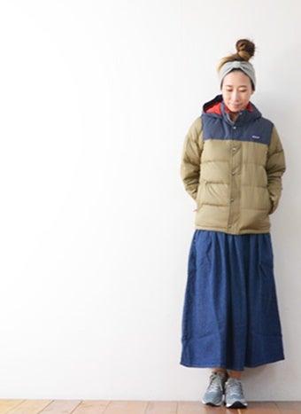 女性用のパタゴニアジャケット