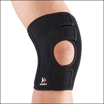 膝サポーター