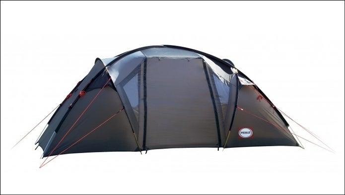 プリムスのテント