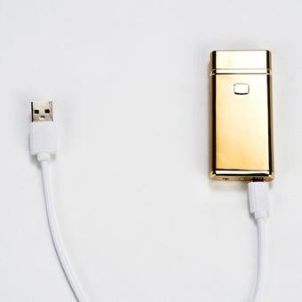 電子ライターとUSB