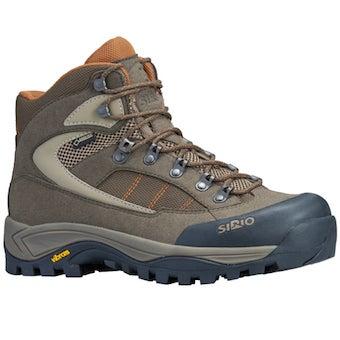 シリオの登山靴ははきやすくてよいです