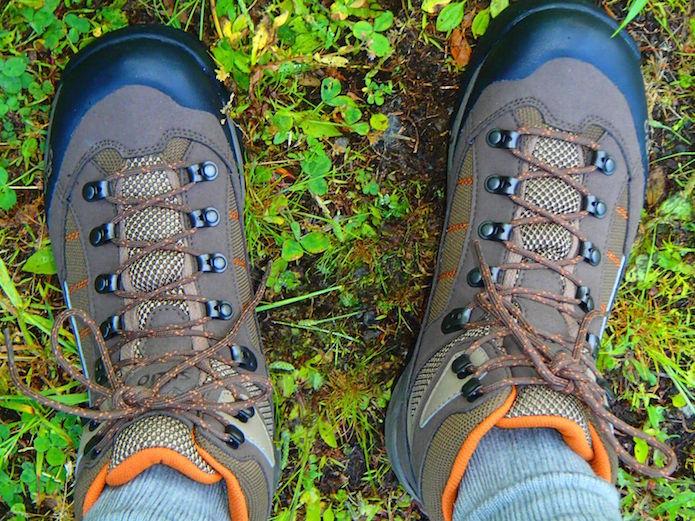 シリオでぴったりの登山靴を手に入れよう
