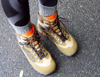 おすすめのシリオの登山靴