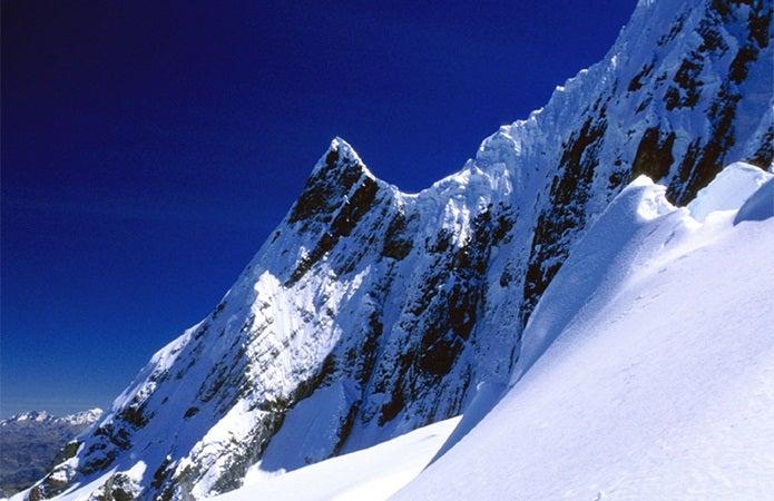 シウラグランデ峰