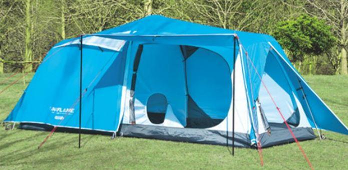 ユニフレームの大きいテント