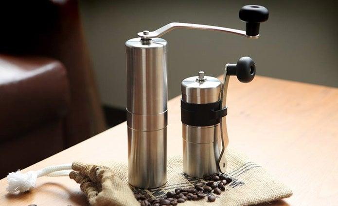 コーヒーミルのおすすめ商品「ポーレックス」