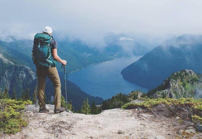 登山にも使えるスーパーフィートのインソール