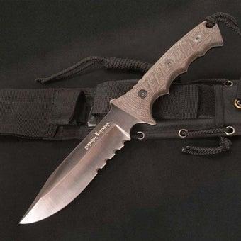 SCHRADEのボウイナイフ