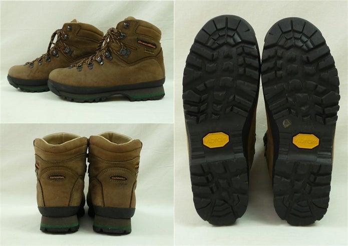 グランドキングの登山靴