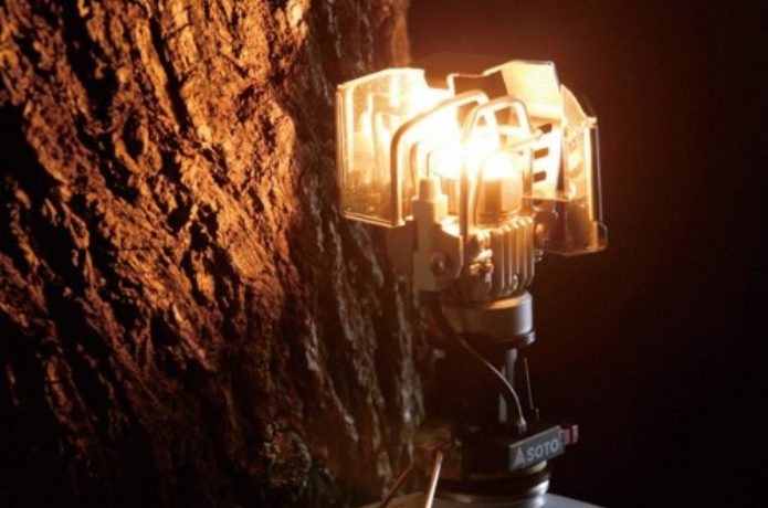 新富士バーナーのライト