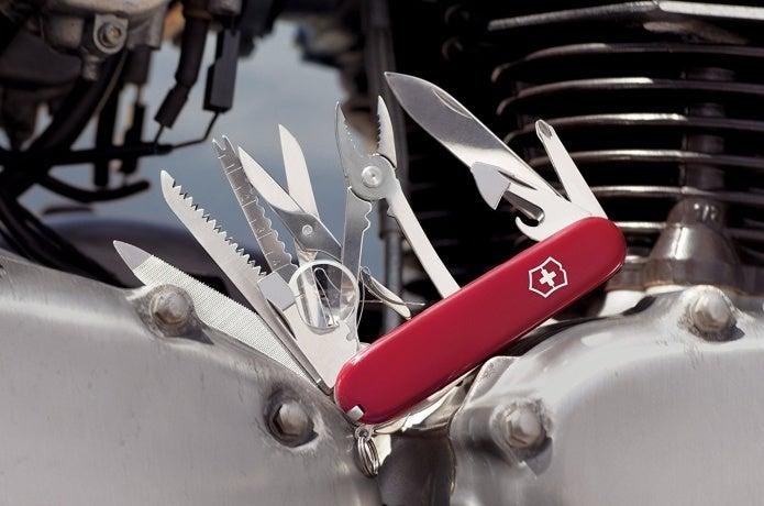 ビクトリノックスのアーミーナイフ、スイスチャンプ