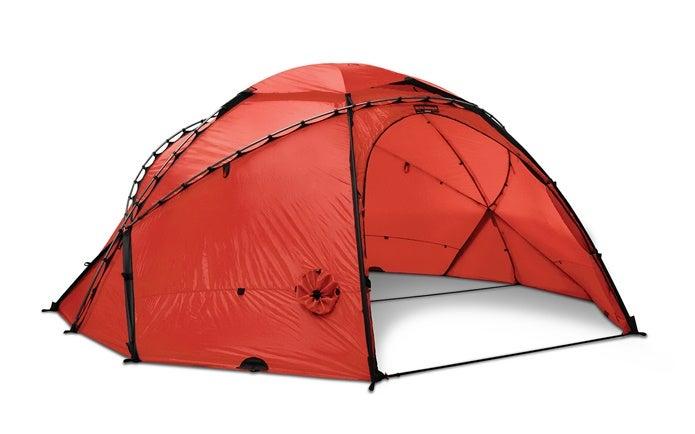 ヒルバーグ ブルーレーベルのテント