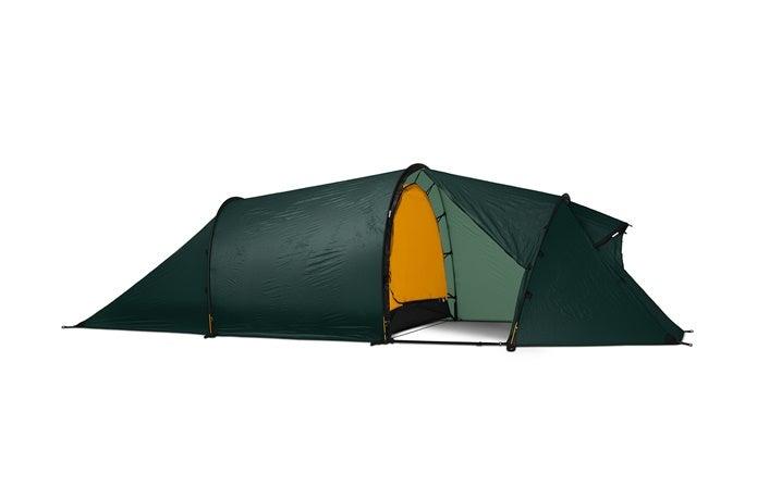 ヒルバーグ レッドレーベルのテント
