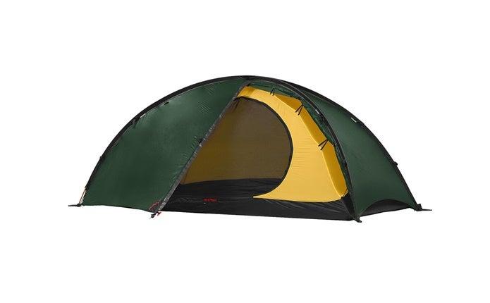 ヒルバーグ イエローレーベルのテント