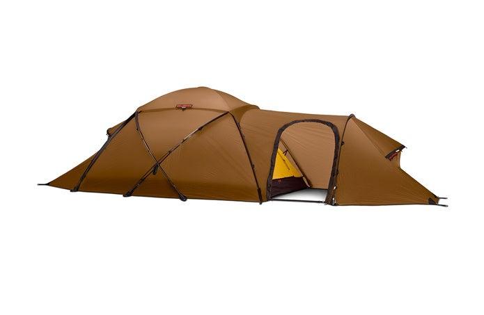 ヒルバーグ ブラックレーベルのテント