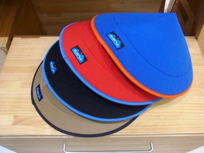 カブーのカラフルな帽子