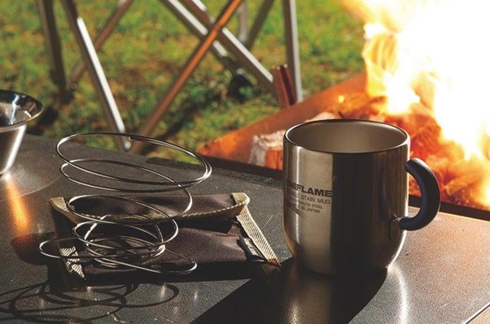 キャンプ用コーヒーグッズ